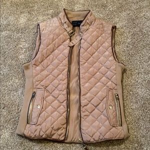 Zaba Quilted Vest